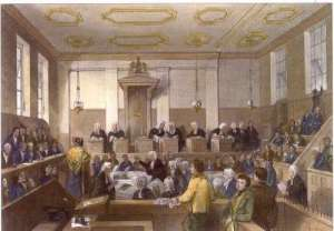 Trial at the Old Bailey