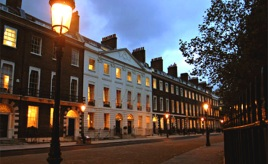 The Yale Offices on Bedford Square, London