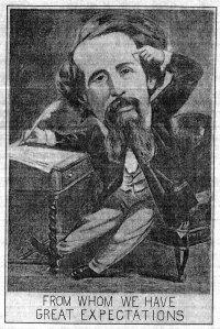 Charles Dickens: Portrait