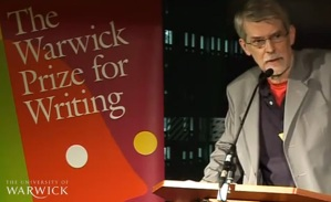 Forbes collects Warwick Prize