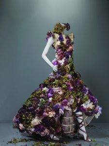 Alexander McQueen - Sarabande Flowers