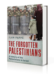 Ilan Pappe, The forgotten Palestinians, Book of the Month