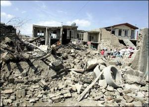 Iranian Earthquake