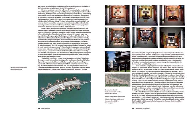 Page Spreads from 'Kevin Roche: Architecture as Environment'