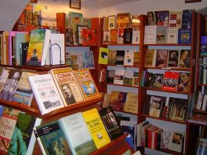 Behemot Bookshop, Ljubljana