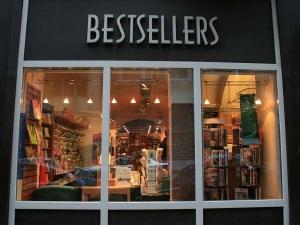 Bestsellers Bookshop, Budapest