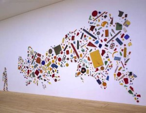 Tony Cragg: Britain Seen From the North