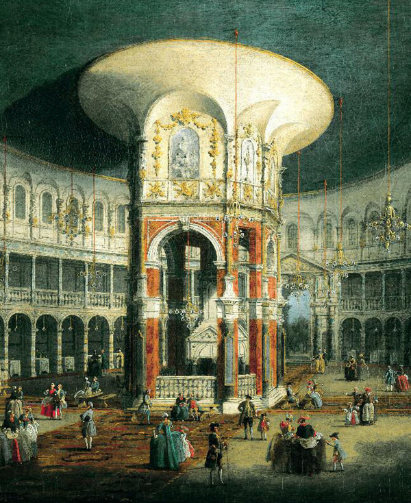 Tales from the Pleasure Garden: New book from Yale unearths Vauxhall ...