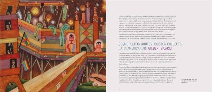 Page Spreads from Cosmopolitan Routes