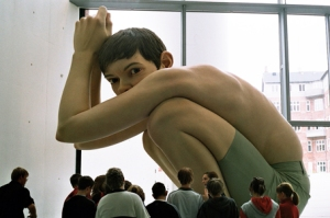 'Boy' by Ron Mueck