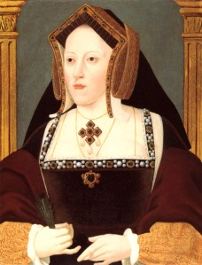 Mary's mother Catherine of Aragon