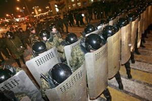 Belarus Riot