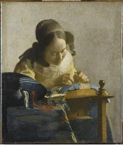The Lacemaker (c.1669-70)