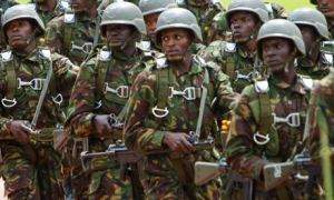 The Kenyan army has moved into Somalia in response to a series of kidnappings.