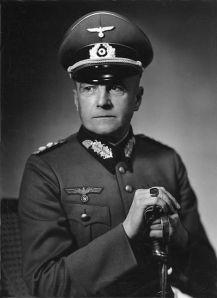 Field Marshal Walther von Brauchitsch