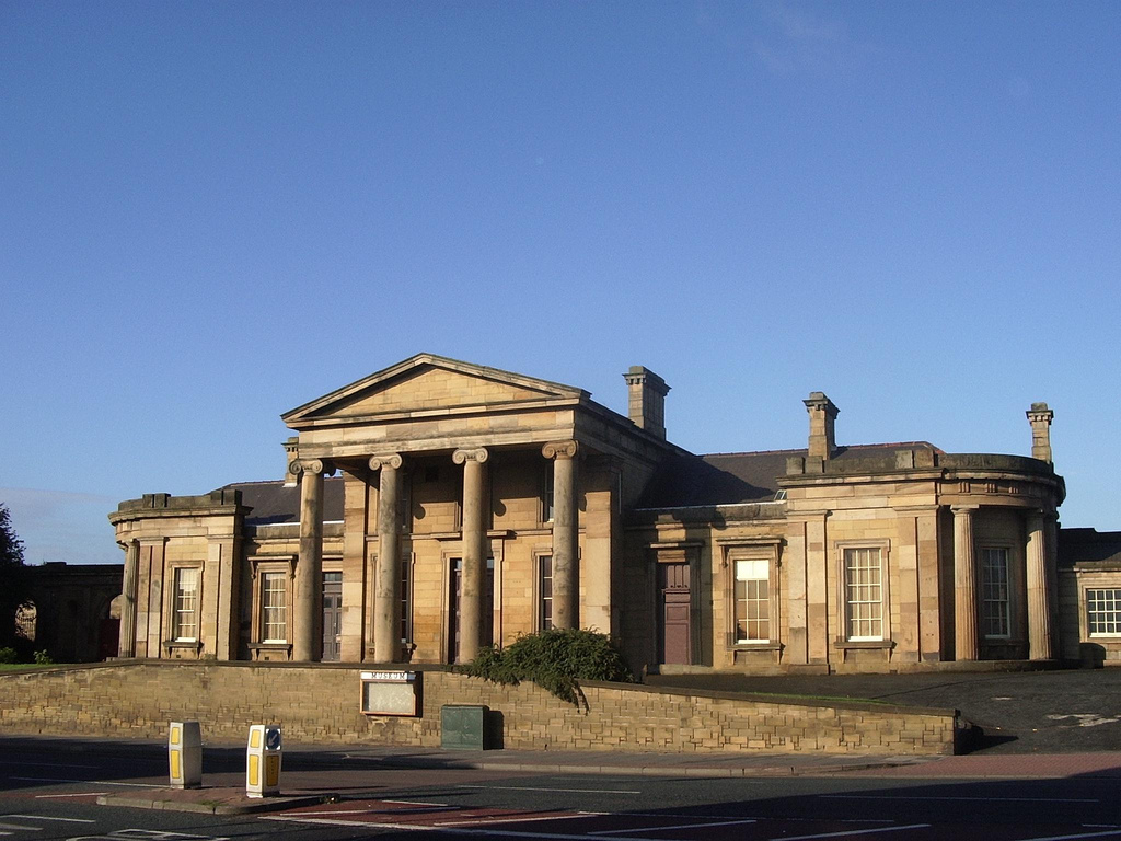 'Monkwearmouth Station, Sunderland' - Michael Johnson