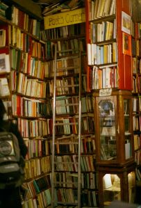 Poets Corner, Shakespeare and Company