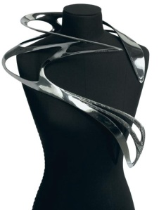 Fashion from Zaha Hadid