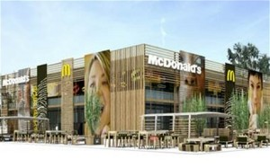 McDonalds 2012