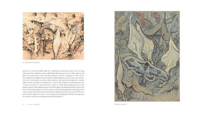 Page spreads from the beautiful new book 'Van Gogh: Up Close'
