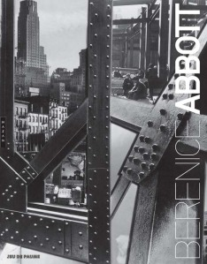 Berenice Abbott exhibition catalogue