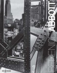 Berenice Abbott exhibition catalogue