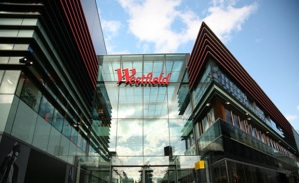 Westfield shopping centre, Stratford