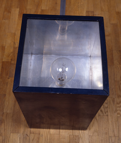 Lampada annuale (Yearly Lamp), 1966