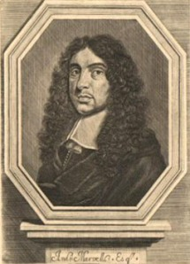 An Andrew Marvell engraving