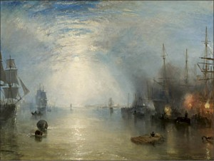 Keelmen Heaving in Coals by Moonlight, 1835