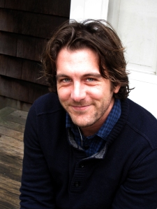 Will Schutt, winner of the 2012 Yale Younger Poets Prize
