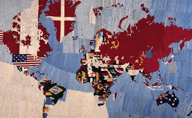 Boetti, Mapp (1983)