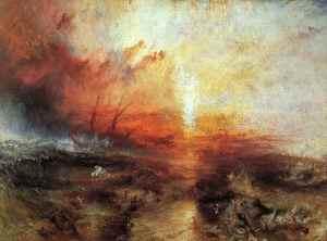 Turner's 'The Slave Ship'