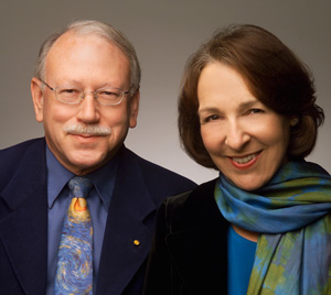 Joel Primack and Nancy Ellen Abrams