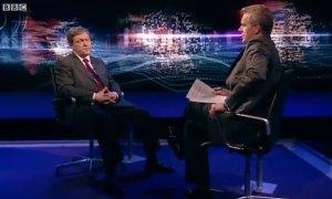 Grigory Yavlinsky on BBC's HardTalk