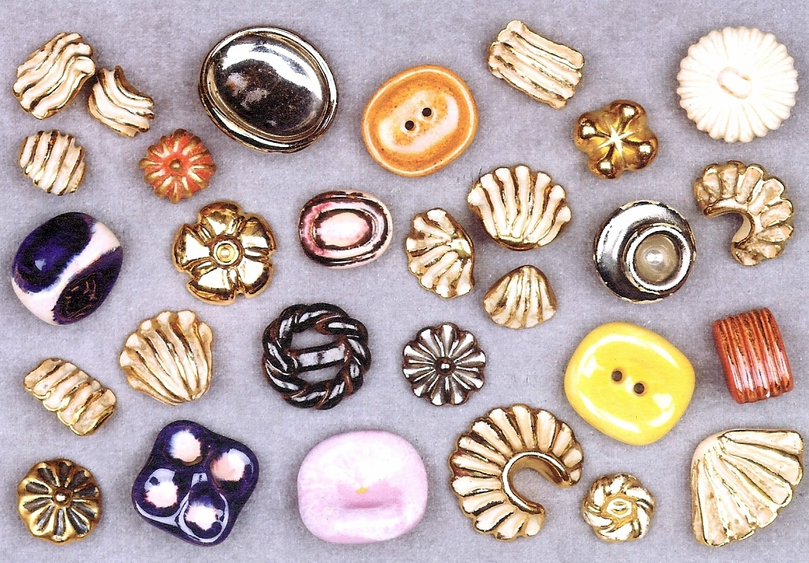 Lucy Rie's Buttons