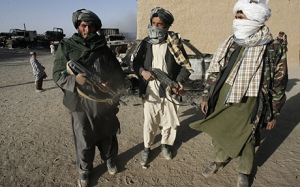 Taliban fighters - a useful enemy?