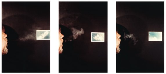 Cigar Smoke to Match Clouds That Are Different (1972-73)