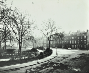 Bedford Square, 1913