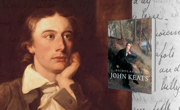 John Keats: A New Life by Nicholas Roe
