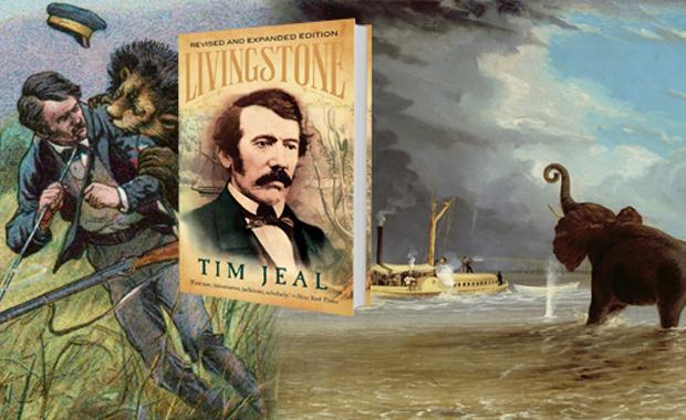 Livingstone by Tim Jeal