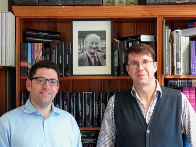 Charles O'Brien and Simon Bradley