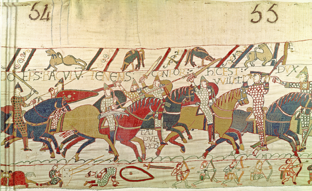 The Anglo Norman Conquest