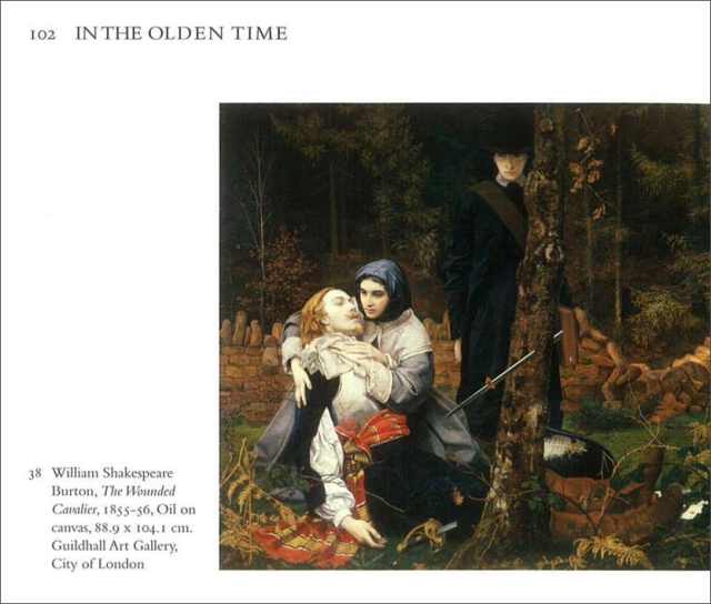 In the Olden Time spread